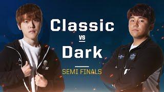 Classic vs Dark PvZ - Semifinals - 2019 WCS Global Finals - StarCraft II