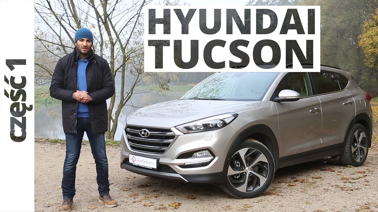 hyundai tucson 1 6 t gdi 177 km 2015 test autocentrum. Black Bedroom Furniture Sets. Home Design Ideas
