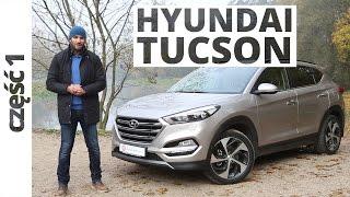 Hyundai Tucson 1.6 T GDI 177 KM, 2015 test AutoCentrum.pl 234