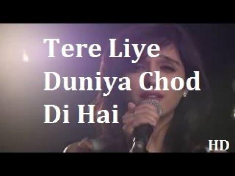 tere-liye-duniya-chod-di-hai-best-whatsapp-status-video-#1