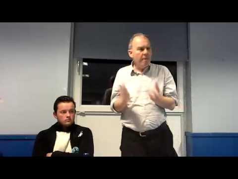 Penilee Community Centre - Darren Carnegie, Sean Clerkin...