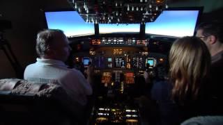 Daytime - Aircraft Simulators at Sim Center