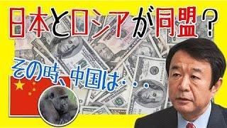 日本とロシアの関係、北方領土を日本と認めるプーチン大統領と安倍日本に対するアメリカの反撃?!【青山繁晴】