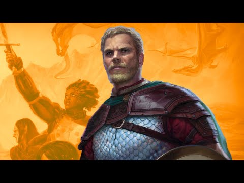 Pillars Of Eternity Is Both A Weird And Familiar RPG