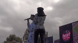 Jimmy Nevis  Feel something (feat  Paxton) live