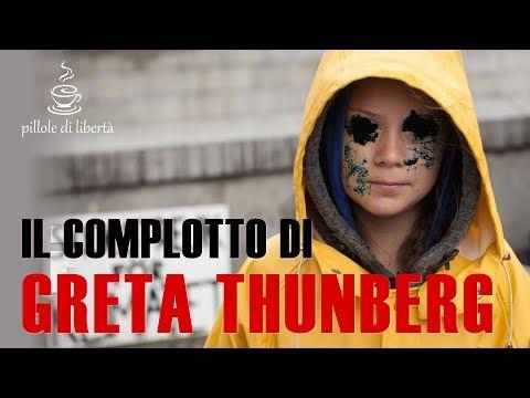 La Verità su Greta Thunberg e il Surriscaldamento Globale