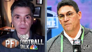 Ron Rivera Skirts Around Washington Redskins Team Name Debate   Pro Football Talk   Nbc Sports