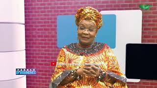 Michael TCHIPKIO Reçoit Me Alice KOM, Avocat au barreau du Cameroun(PAROLE D HOMME DU 25/06/2019)