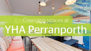 YHA Perranporth | Changing Spaces