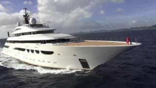 86m Superyacht Quattroelle by Lürssen Yachts