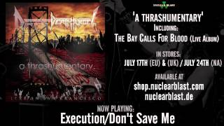 DEATH ANGEL -  Execution Don