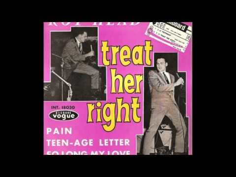 Roy Head - Treat Her Right - 4.12 minute Extended...
