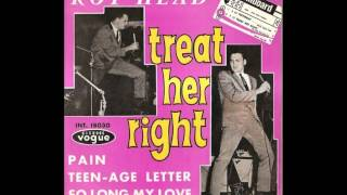 Roy Head - Treat Her Right - 4.12 minute Extended remix.