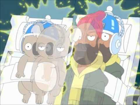 American Dad-Reginald The Koala Song