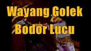 Wayang Golek Bodoran Cepot Full