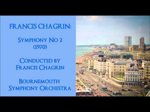 Francis Chagrin: Symphony No 2 (1970) [Chagrin]