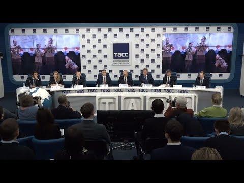 Пресс-конференция Г. А. Зюганова (Москва, 20.02.2018)
