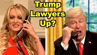 Trump Lawyers Up? - Alec Baldwin, Rudy Giuliani & MORE! LV Sunday LIVE Clip Roundup 263