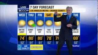 Los Angeles weather (KABC-TV) - 2/18/2014 at 5:00 PM