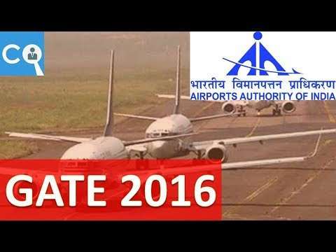 Airport Authority of India Recruitment 2017