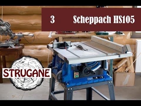 Piła Stołowa Scheppach HS105 Czy Warto ? Table Saw Scheppach HS105 Homemade.