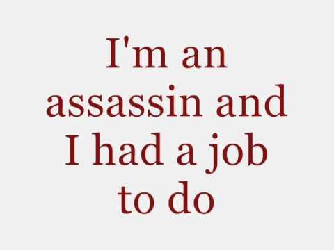 6. John Mayer-Assassin [lyrics on screen]
