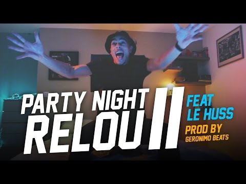 Thumbnail: MISTER V - PARTY NIGHT RELOU 2 (FEAT LE HUSS)