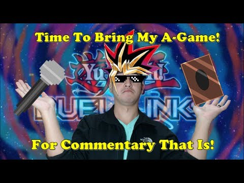 Yu-Gi-Oh Duel Links - Spectator Mode Engaged! Mostly Weird Commentary! (Twitch VOD May 25th)