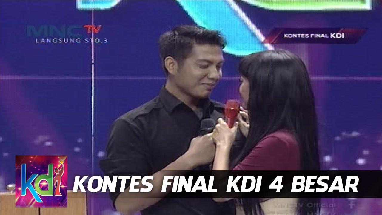Download Mukhlis Nemenin Julia Perez Jadi Korban Sulap - Kontes Final KDI 4 Besar (31/5)