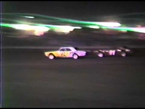 Wilmot Speedway 4-18-1987 Spectator Stock Heat 1