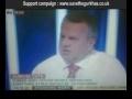 Gurkhas Campaign. Sky News. Interview with Peter Carroll