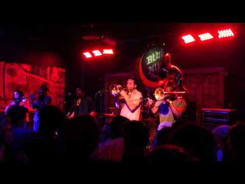 Incredible RED BARAAT Live from New Orleans!!