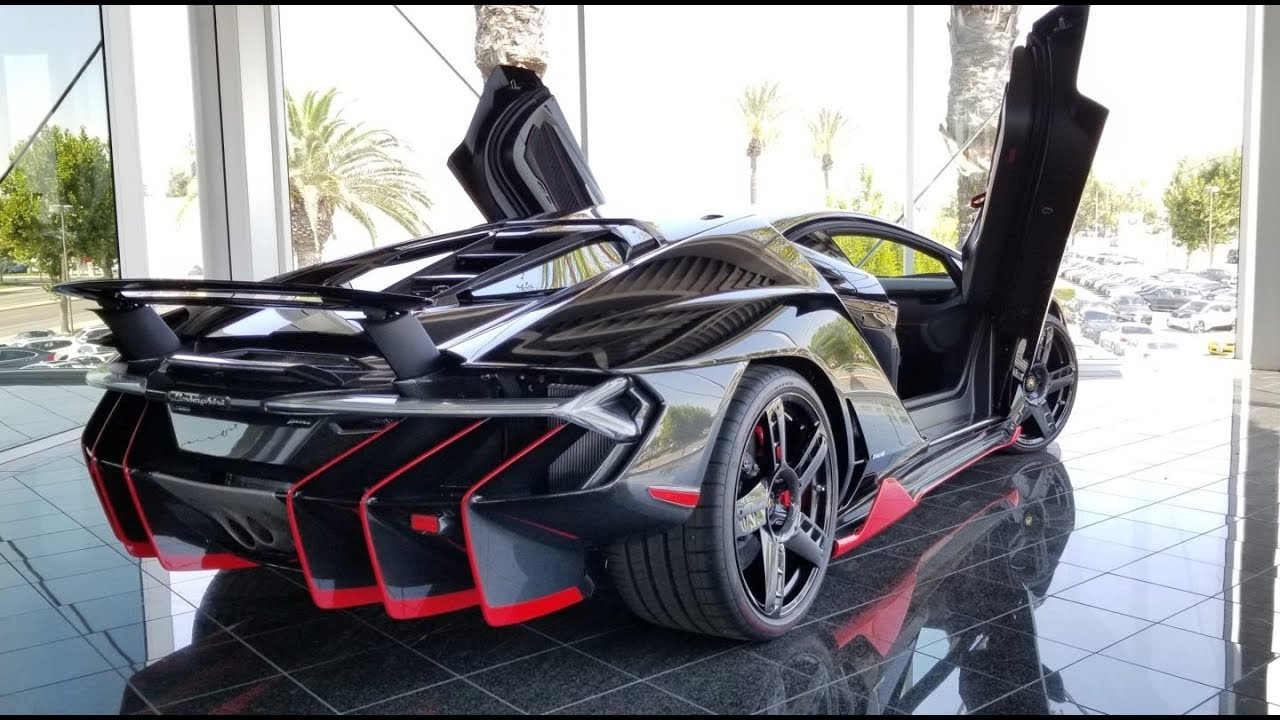 Lamborghini Centenario For Sale At Eye Watering 3 475 Million Car
