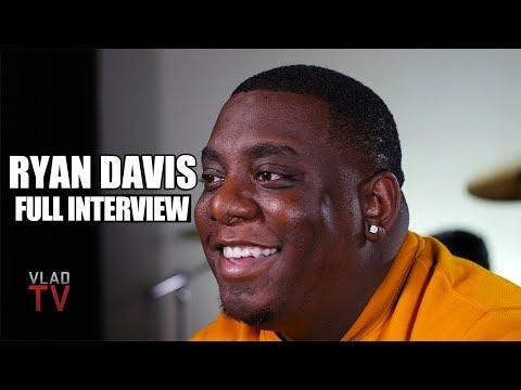 Ryan Davis on R Kelly, Iggy Azalea, Cardi B, Kim & Kanye, OBJ, 50 Cent (Full Interview)