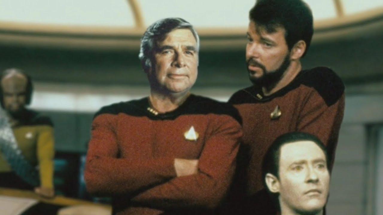 The Problem With Gene Roddenberry's Vision - Making Star Trek Writers' Job Harder