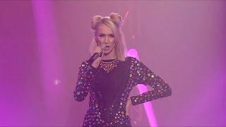 """Pe 26 februarie, în direct la TVR1 şi TVR HD, Ramona Nerra a intrat în Semifinala Eurovision România 2017 cu numărul 4 de concurs, interpretând piesa """"Save me"""".  Compozitori şi textieri: Ramona Nerra,"""