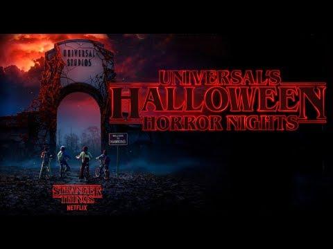 Netflix's Stranger Things announced for Halloween Horror Nights 2018
