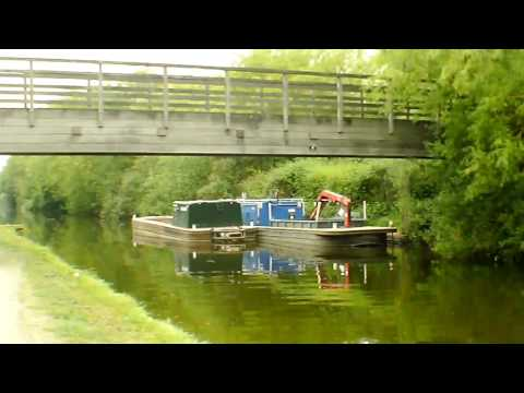 Grand Union Canal West Drayton to Slough Arms