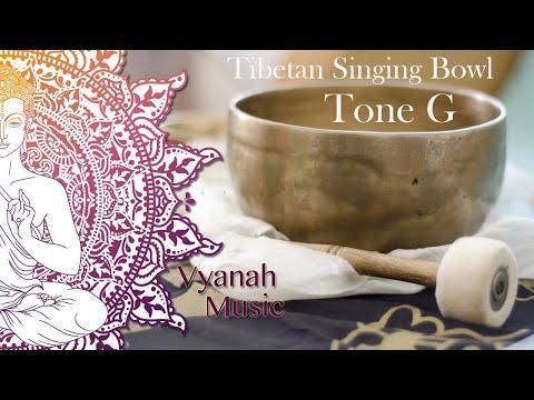 3 Hours Tibetan Singing Bowls meditation | Chakra Healing | Relaxation | Tone G.