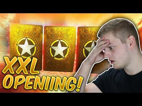 XXL 300€ OPENING! | Lohnen sich die 200+ seltenen Kisten?! | CoD WW2 Deutsch Opening