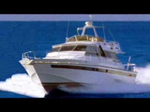 Charter motor yacht Rainbow I in Greece.wmv