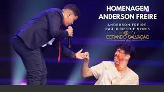 Homenagem Anderson Freire - Troféu Gerando Salvação 2019