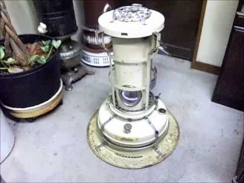 Aladdin Deluxe Blue Flame Heater Series15 Youtube