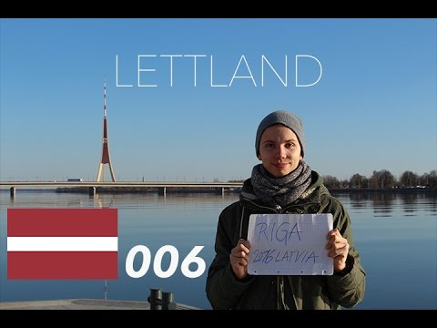 RIGA - WO JEDER GEWESEN SEIN SOLLTE!  | LETTLAND VLOG | 006