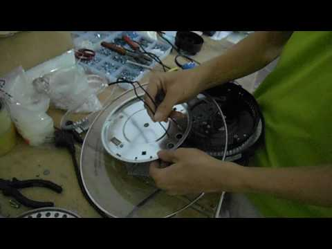 How To Replace The Halogen Bulb