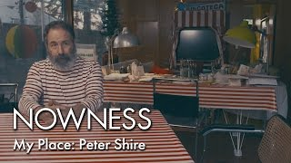 My Place: Peter Shire