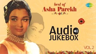 Best Of Asha Parekh Songs - Jukebox (HQ) | Old Hindi Songs | Asha Parekh Hit Songs