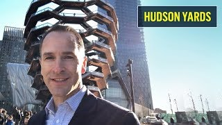 Hudson Yards: Michael Turner explores NYC's newest neighbourhood | The Oxford Monthly | April 2019