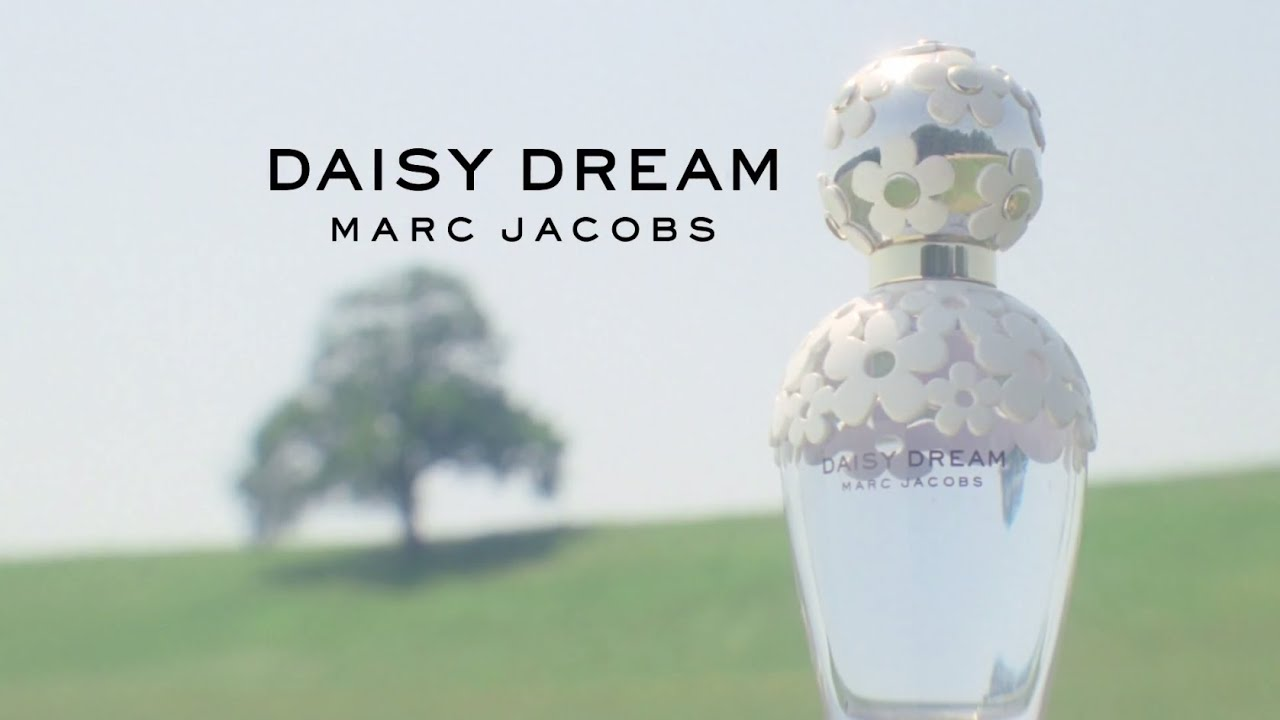 introducing daisy dream a new fragrance by marc jacobs
