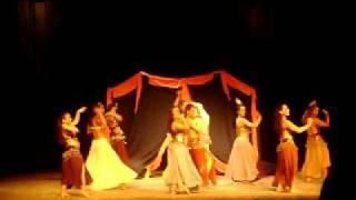 Mistérios do Oriente - Dejan Danças